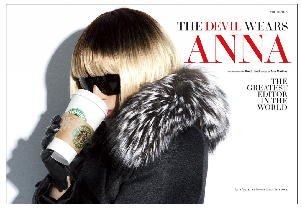 Anna & Starbucks