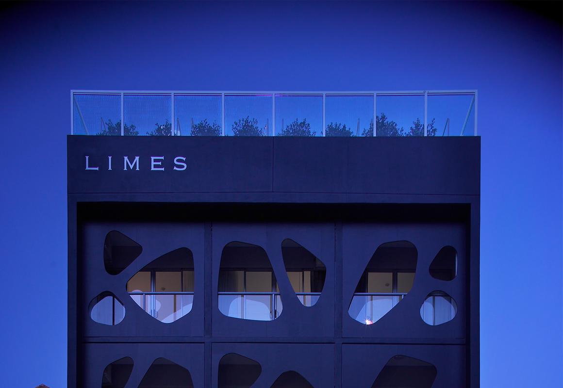 Limes Design Hotel Facade