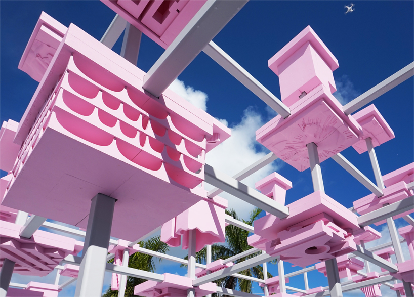 Pink Architecture 03