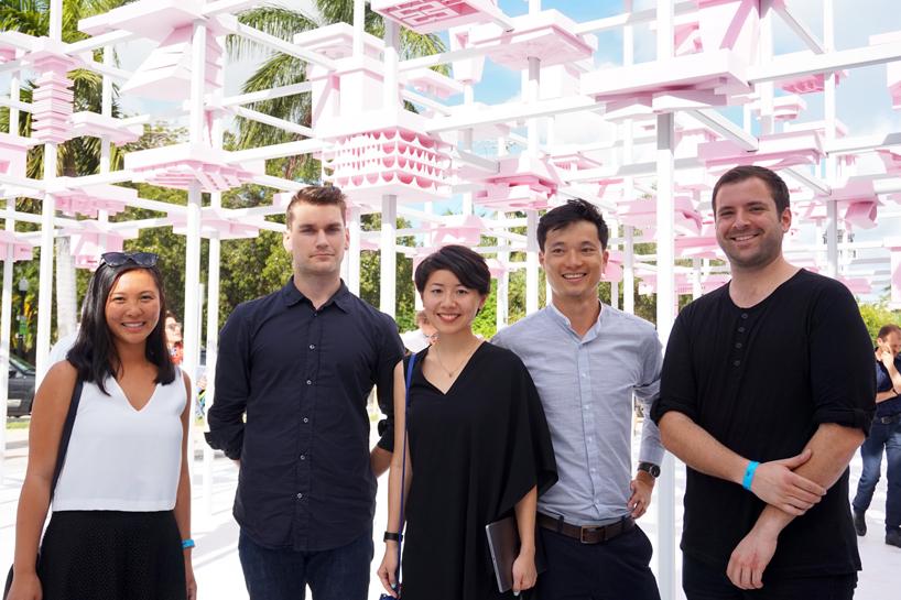 Pink Architecture Team