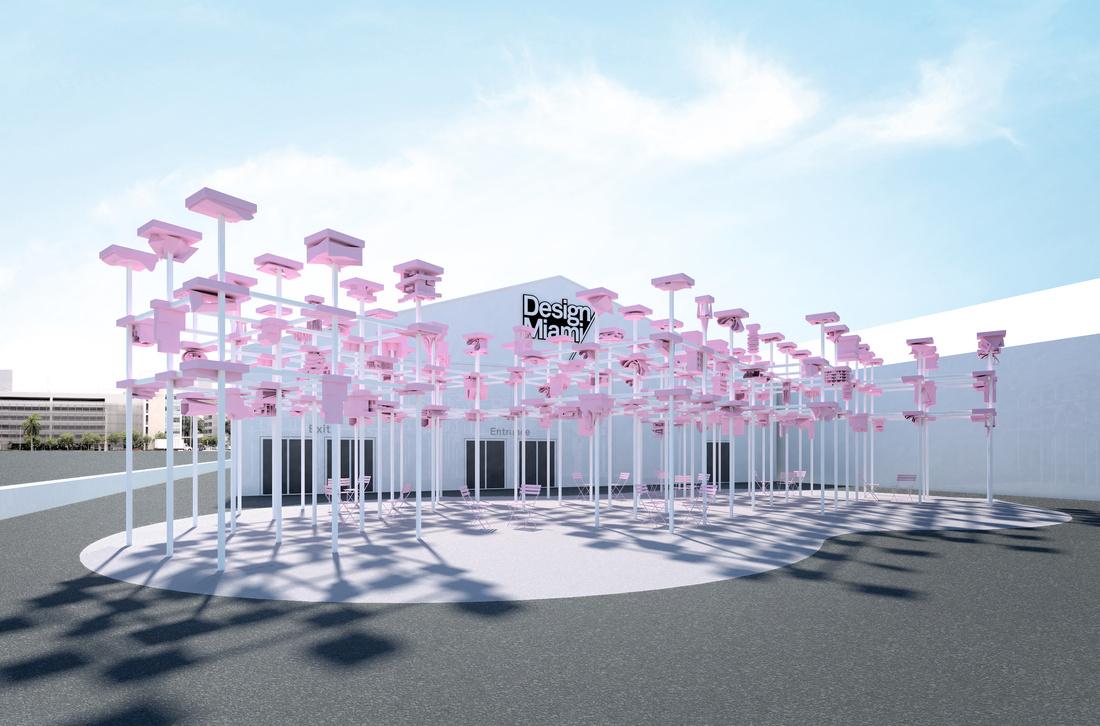Unbuilt Pavilion Cover