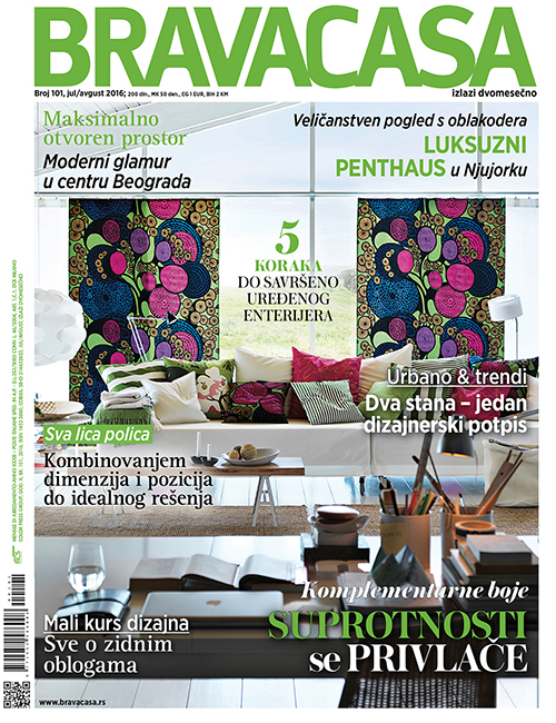 _No 101 Bravacasa Jul-Avgust 2016